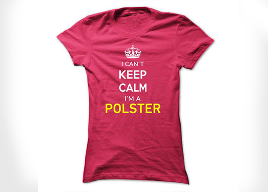 Basic Polyester T-Shirts - Colours Printing