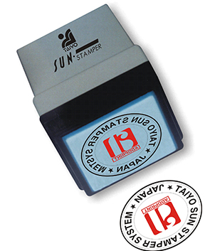 Pocket Self-Inking Rubber Stamps